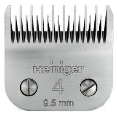 CABEZAL HEINIGER SAPHIR SIZE 4 DE 9.5 mm.