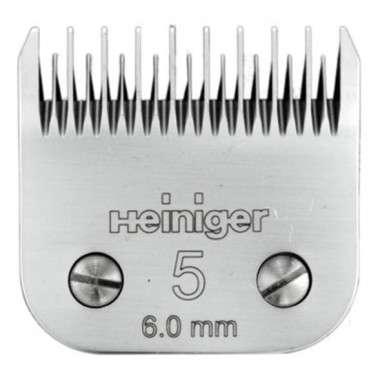 CABEZAL HEINIGER SAPHIR SIZE 5 DE 6 mm.