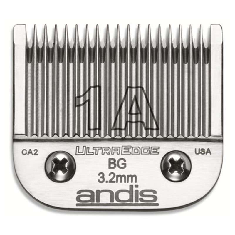 CABEZAL ANDIS SIZE 1A - 3.2 MM