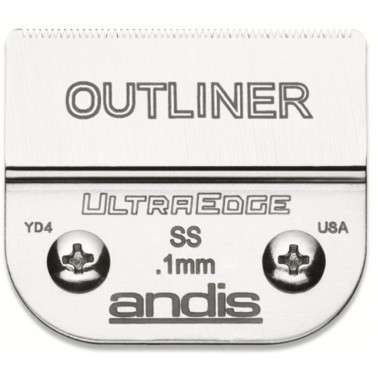 CABEZAL ANDIS ULTRAEDGE SIZE OUTLINER - 0.10 MM