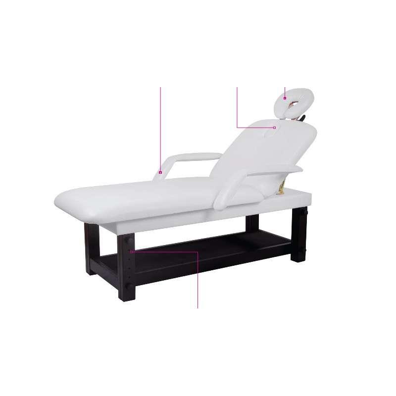 Camilla fija - Wooden  massage & beauty bed - 2215B