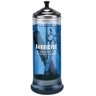 Barbicide Liquido Concentrado para Desinfección (jarra cristal)