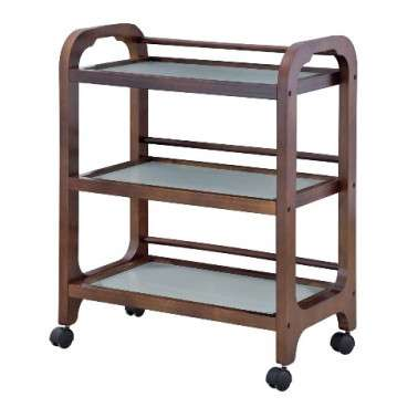 Carrito belleza Trolley with 3 shelves - 1034
