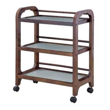 Carrito belleza Trolley with 3 shelves - 1034