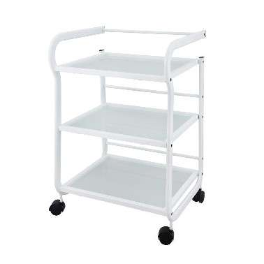 Carro belleza Trolley with 3 shelves - 1013