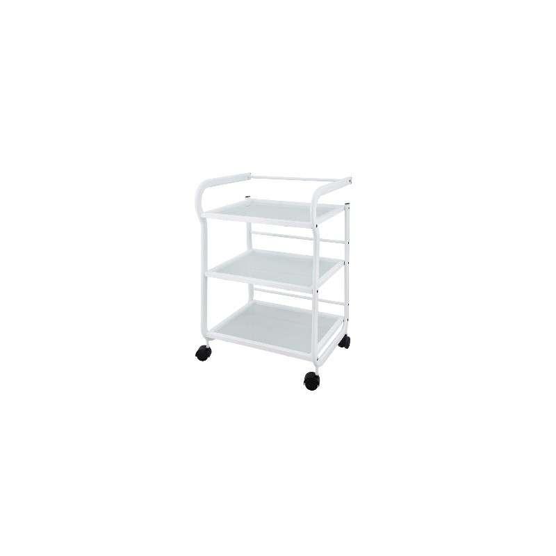 Carro belleza Trolley with 3 shelves - 1013