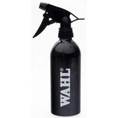 Pulverizador Wahl de aluminio negro de 450 ml.