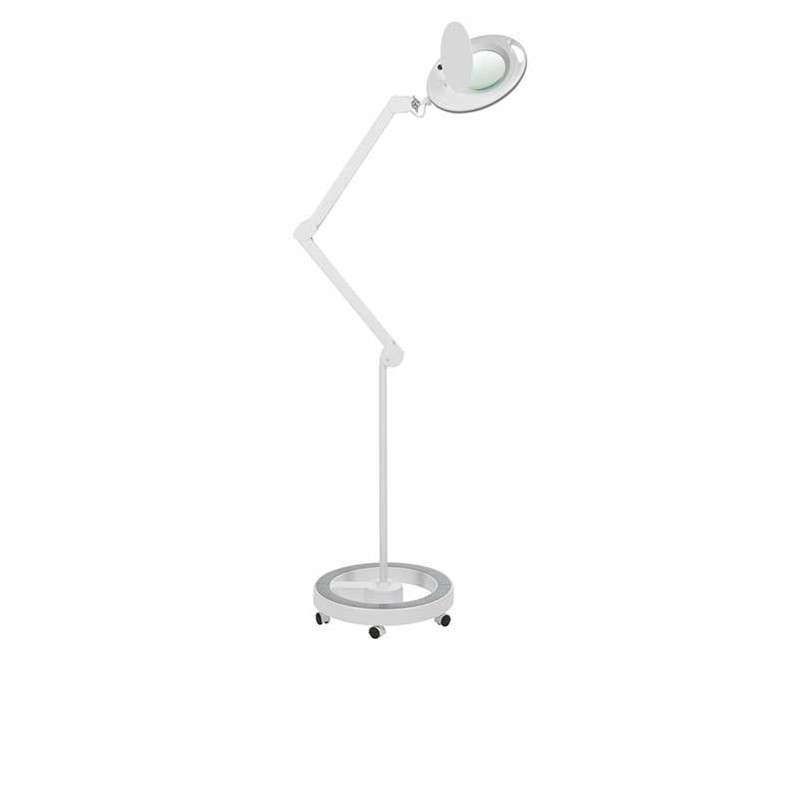 Lámpara LED con lupa Wellko 5 dioptrías WK-L003