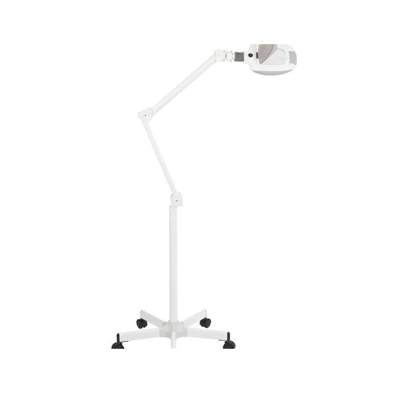 Lupa 5 aumentos con luz de LEDS - 1005