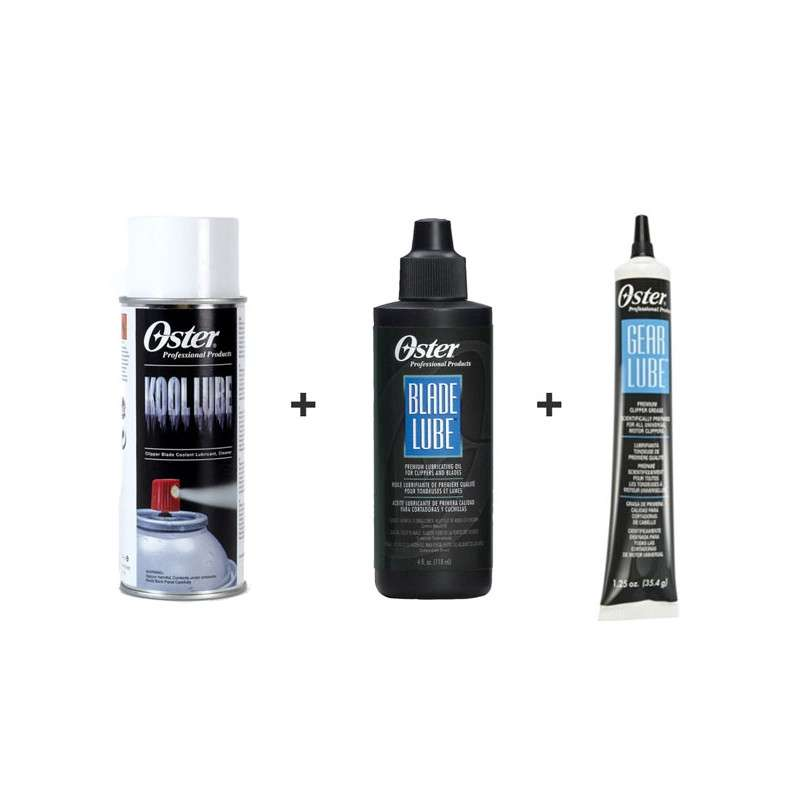 PACK LUBRICANTE OSTER