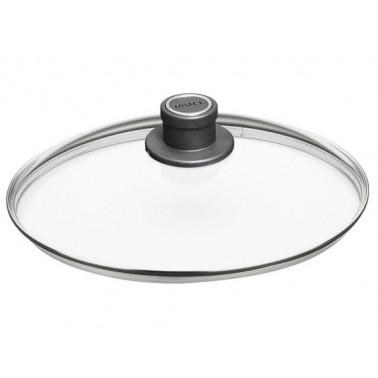 Tapa de cristal de seguridad WOLL 20 cm