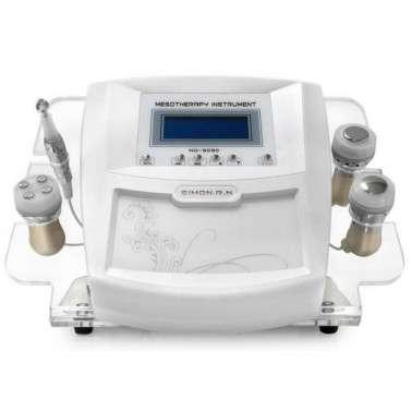 Equipo de Mesoterapia virtual y Ultrasonidos ND-9090