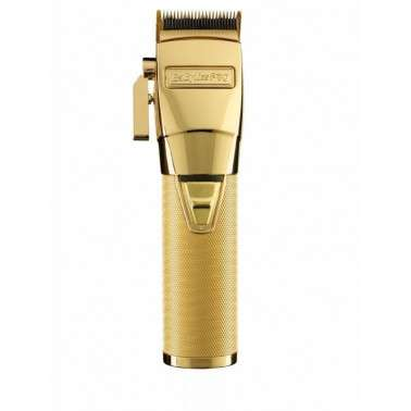 MAQUINA BABYLISS PRO CHROMFX A BATERIA GOLD