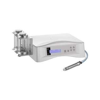 Equipamento de microdermoabrasão com microcristais de óxido de alumínio