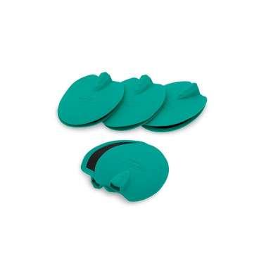 electrodos ovalados 10001S para el equipo de electroestimulacion weelko f905