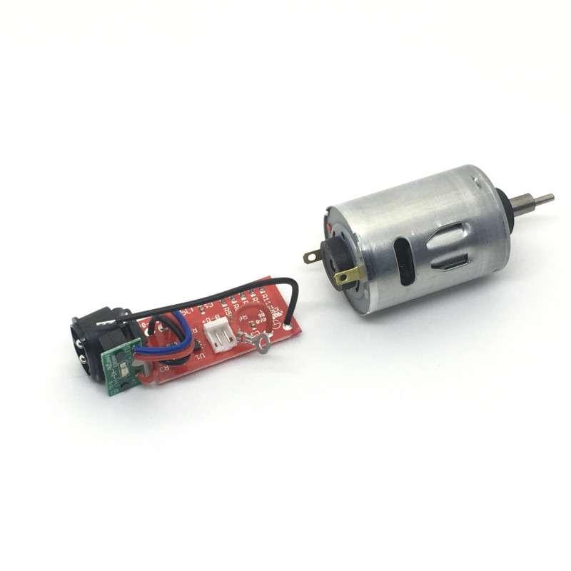Conjunto cpmpleto motor y placa Wahl Super Taper Cordless
