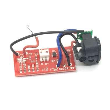 Placa electrónica y conector Wahl Super Taper Cordless