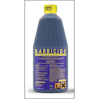 Barbicide Liquido Concentrado para Desinfección 1900 Mililitros